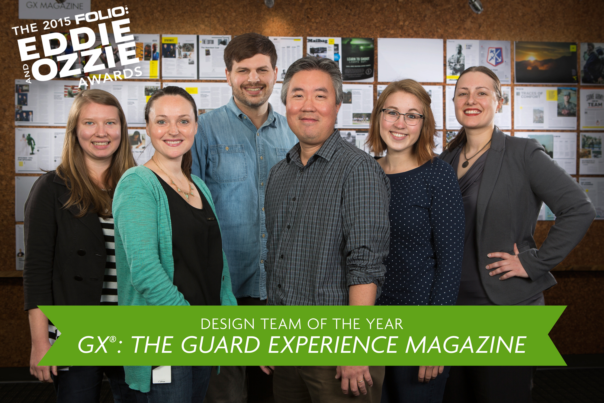 The GX Magazine Team