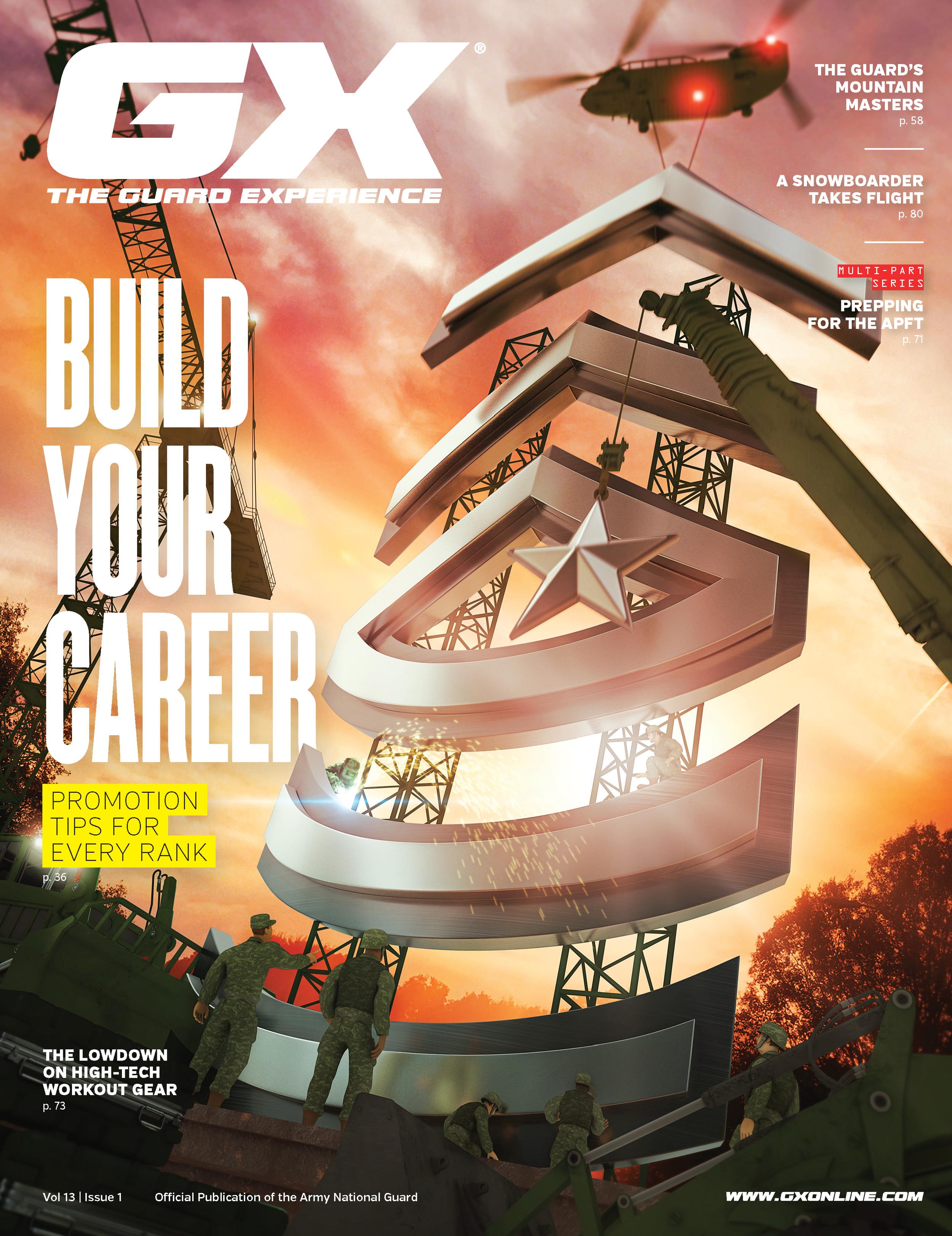 GX Magazine: Volume 13, Issue 1