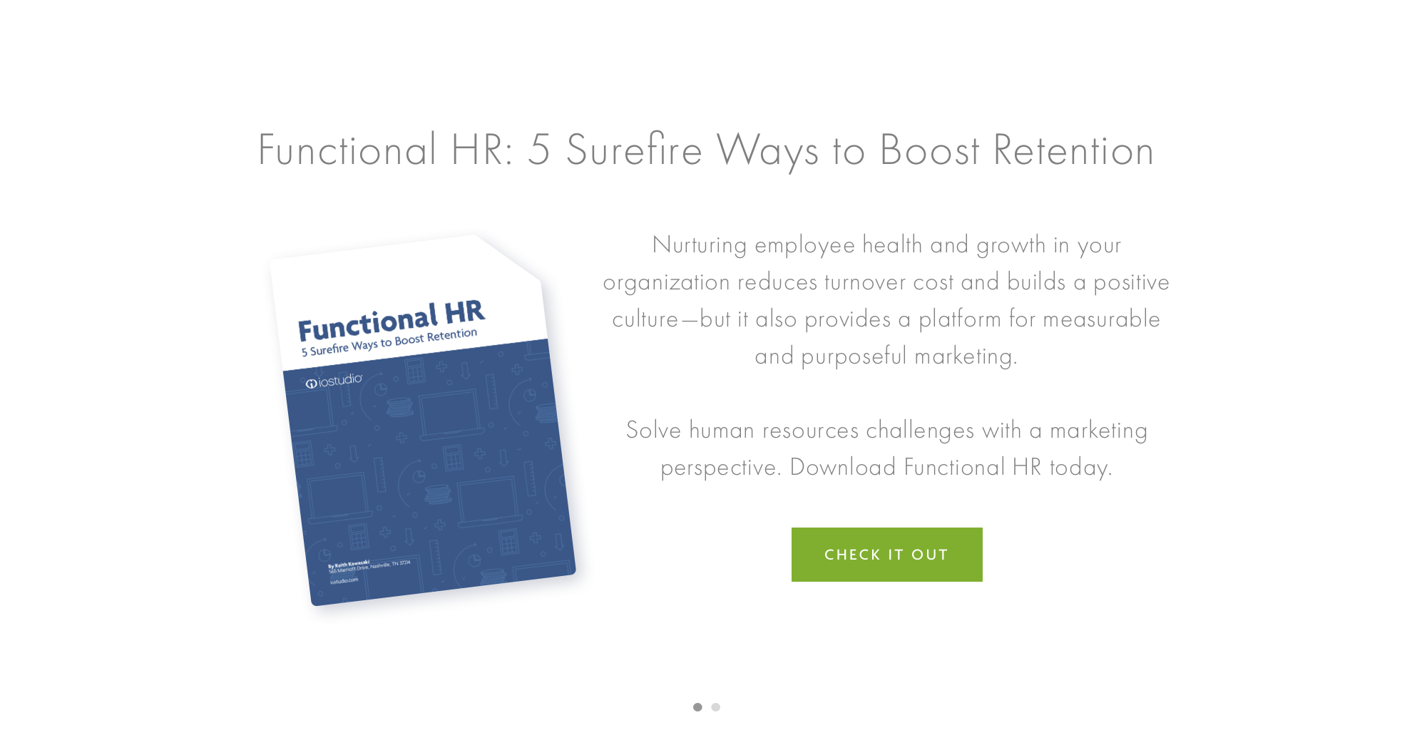 Functional HR: 5 Surefire Ways to Boost Retention