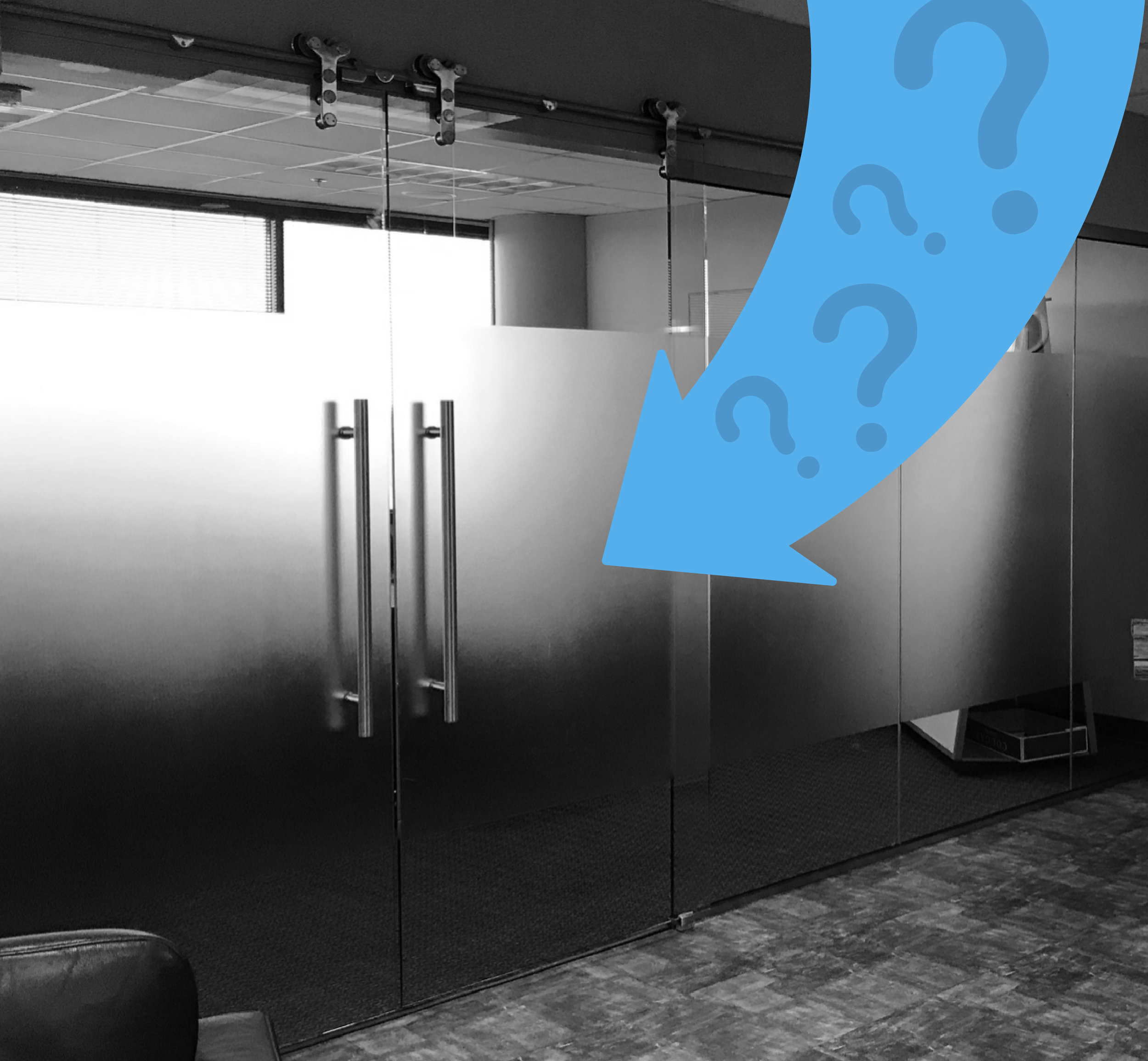 Norman Doors are the product of bad UI. We want to pull these sliding doors toward us. Badly.