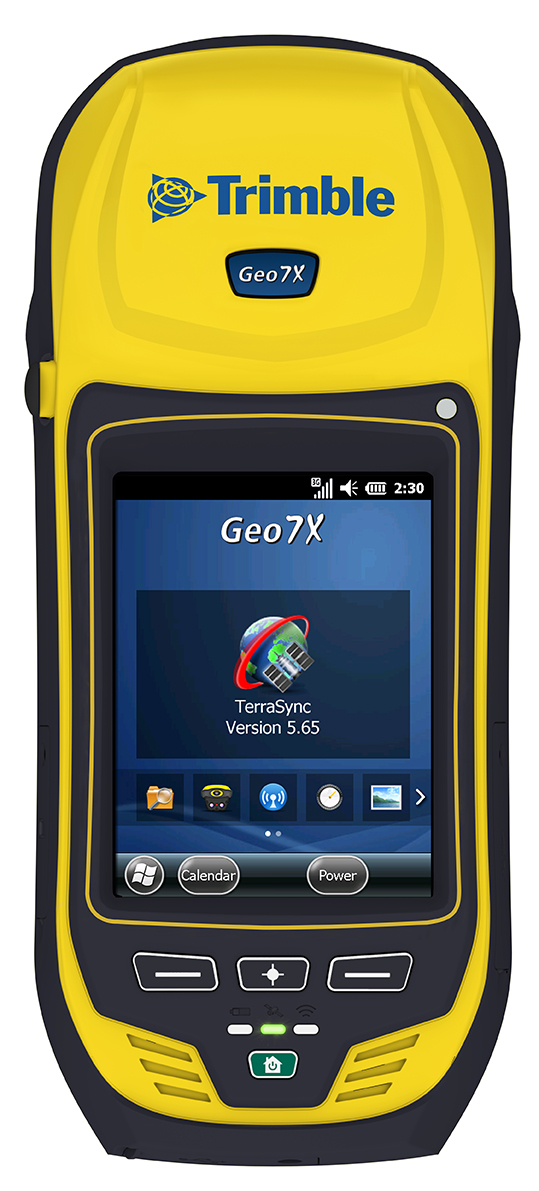 HANDHELDS WITH GNSS