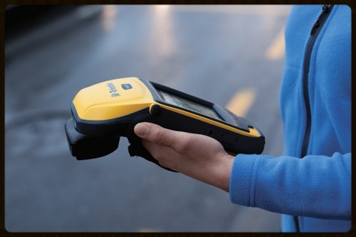 Trimble® Geo 7 Series Handheld with GNSS