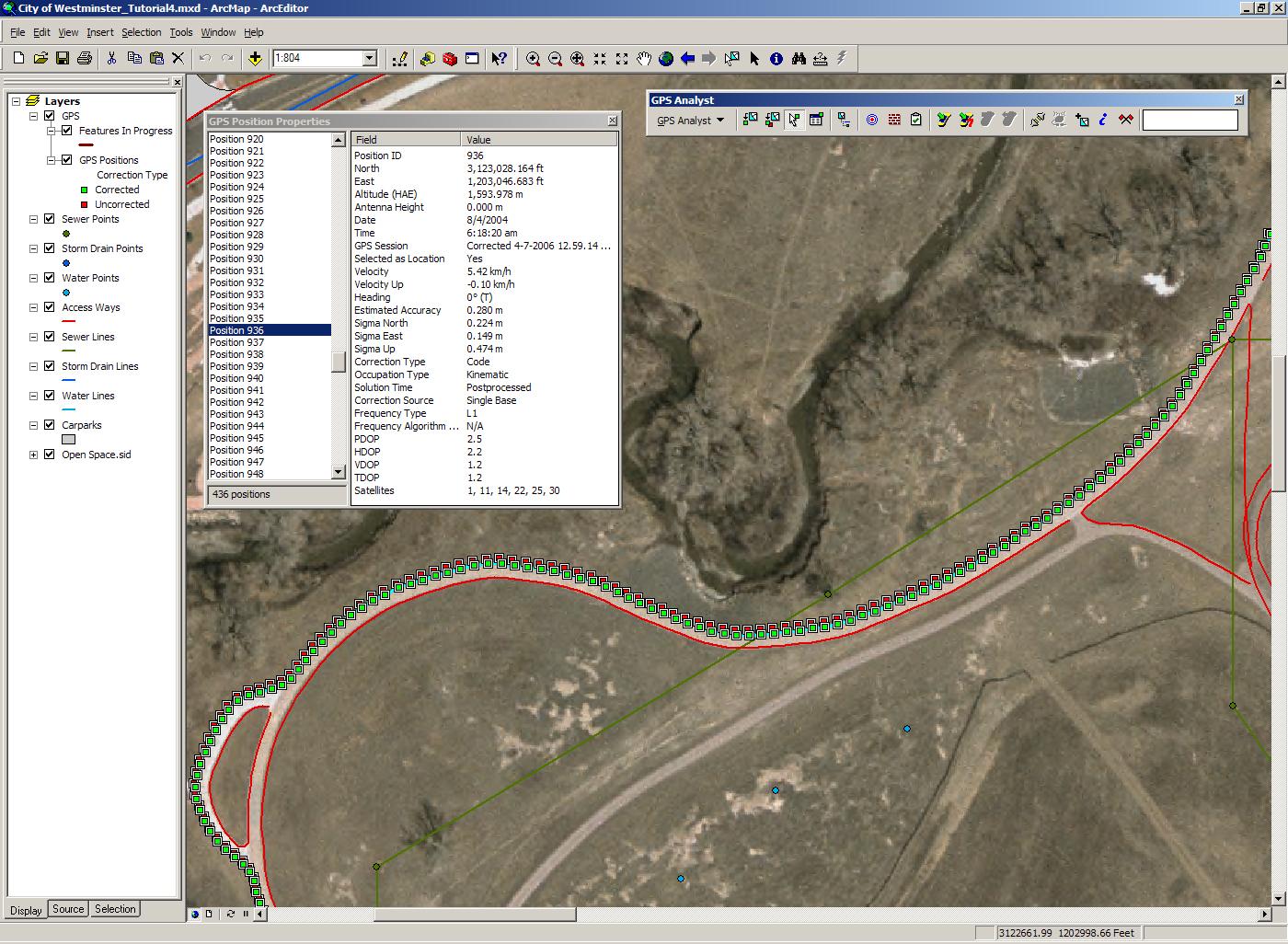 Trimble GPS Analyst