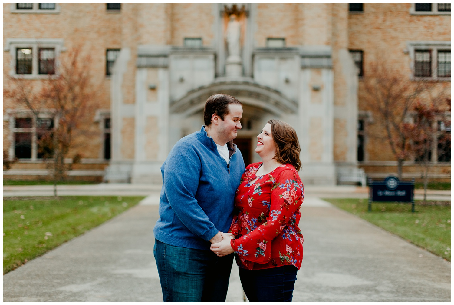 Saint mary's college campus wedding photographer southbend mishawaka granger3.jpg