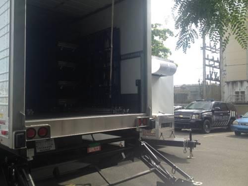 Truck transport