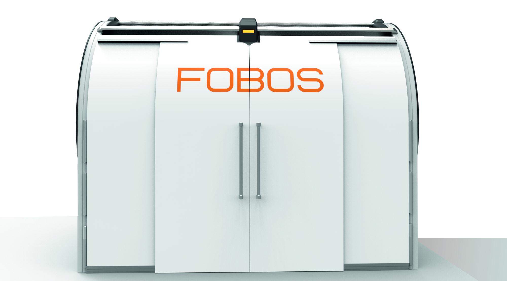 FOBOS™ radiation protection cabin (option)