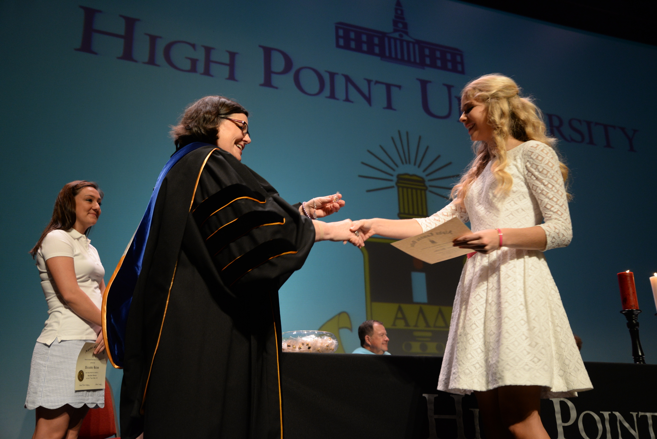 high point university installation ceremony
