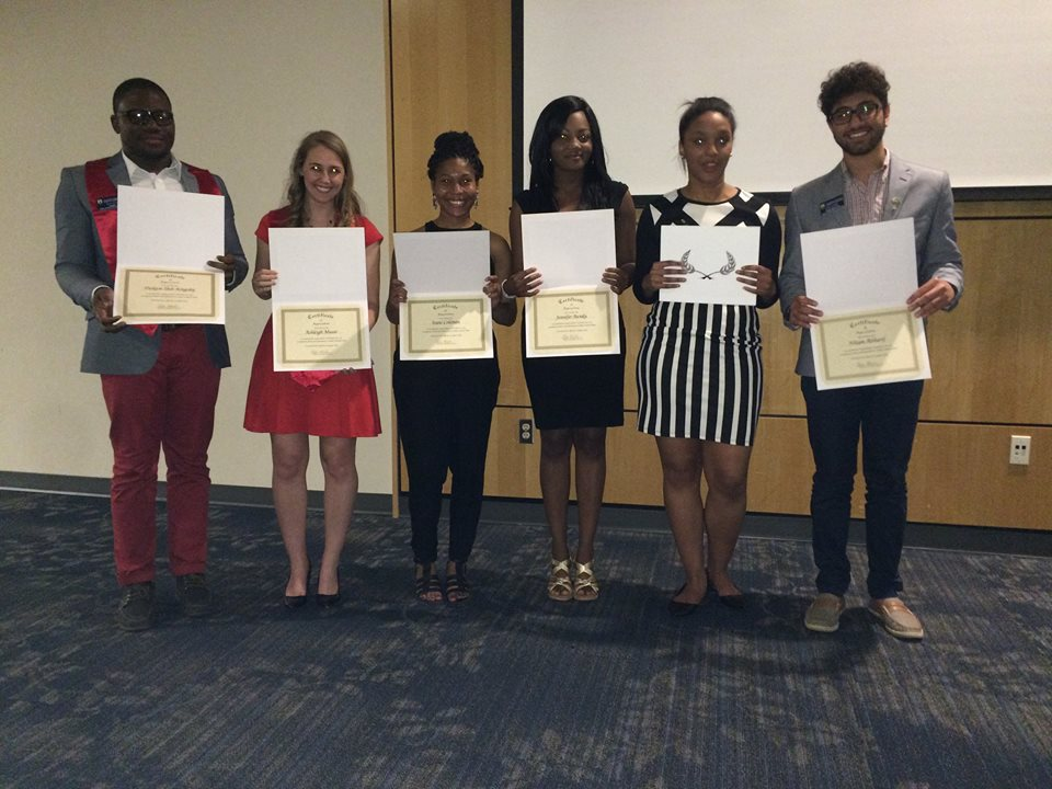 new members at the university of north carolina at greensboro