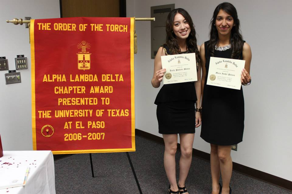new members at the university of texas at el paso