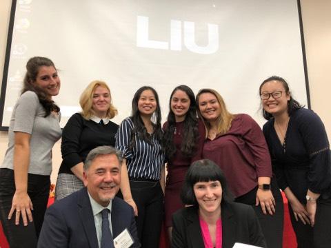 Long Island University - brooklyn induction 2019