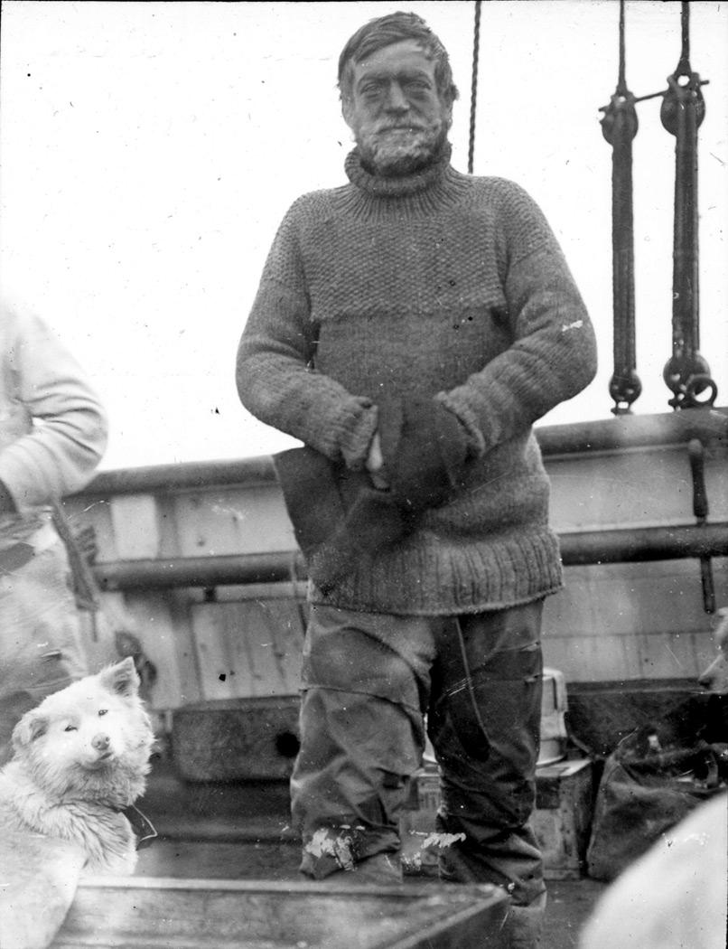 Earnest Shackleton