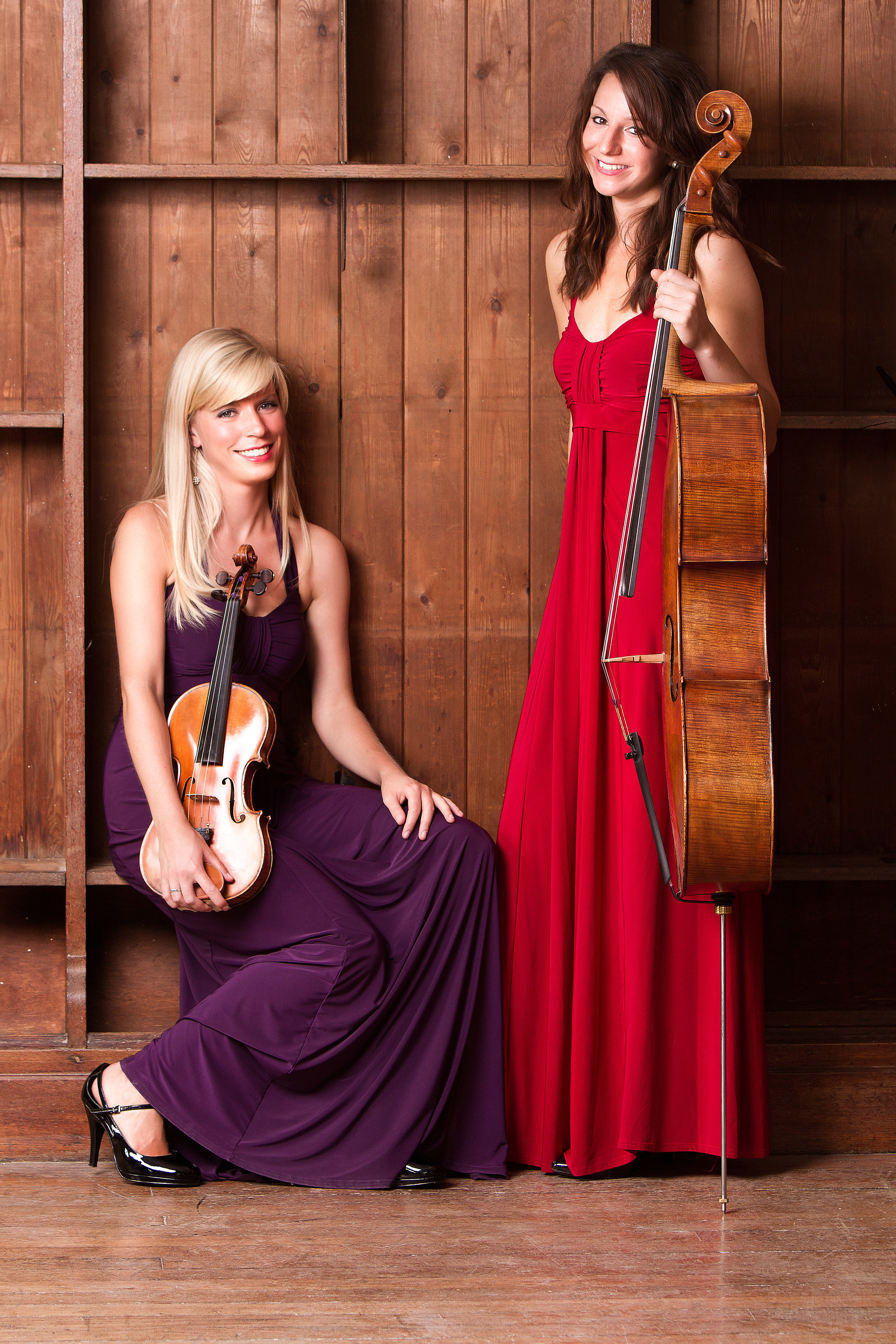 Silver Stage String Duo
