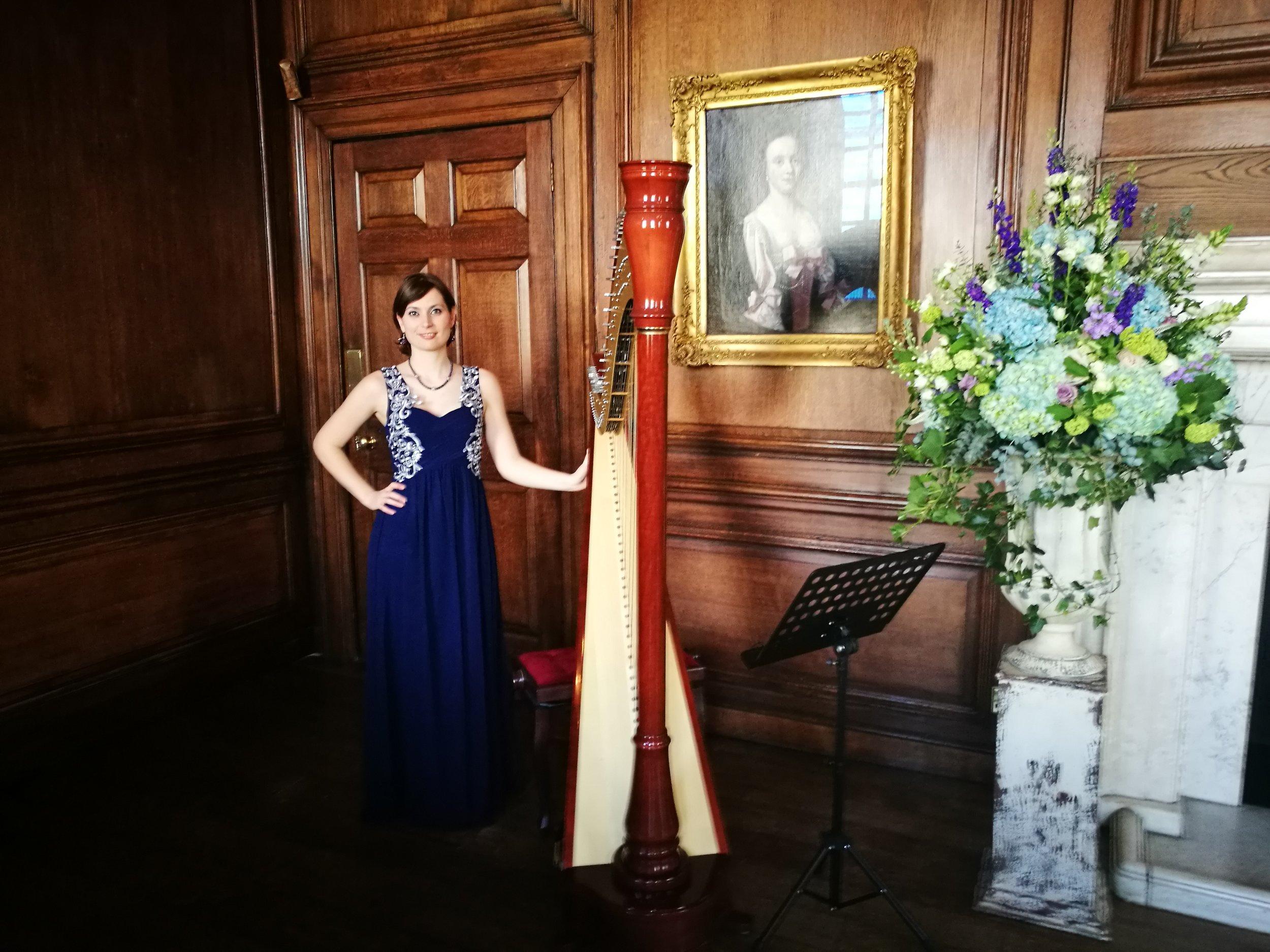 London Wedding Harpist.jpg