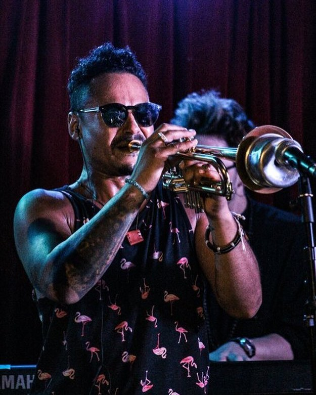 Book our trumpeter Jason to play live with a DJ at your event and he is guaranteed to add some serious vibe 🎺🙌🏼