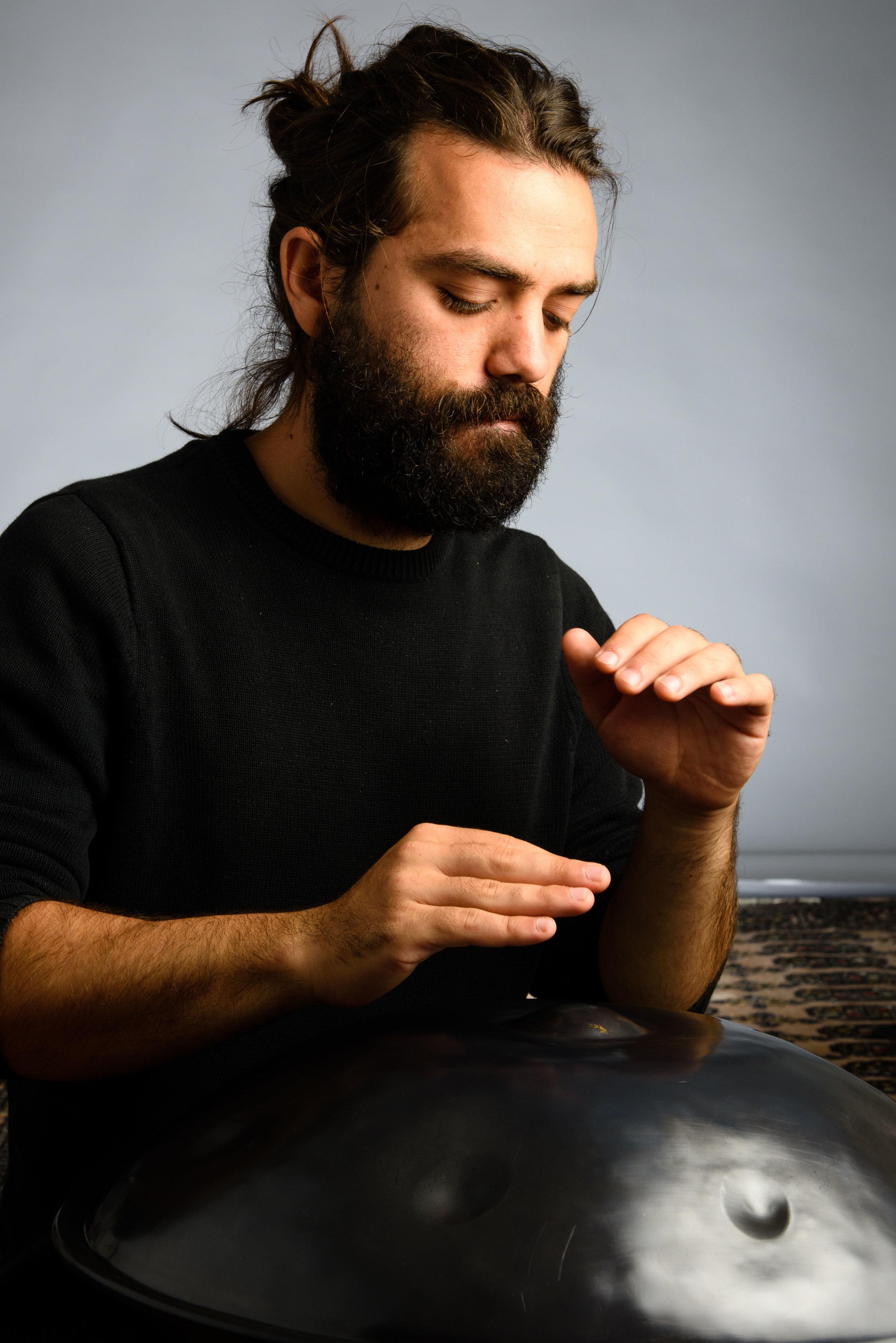 Luca Handpan