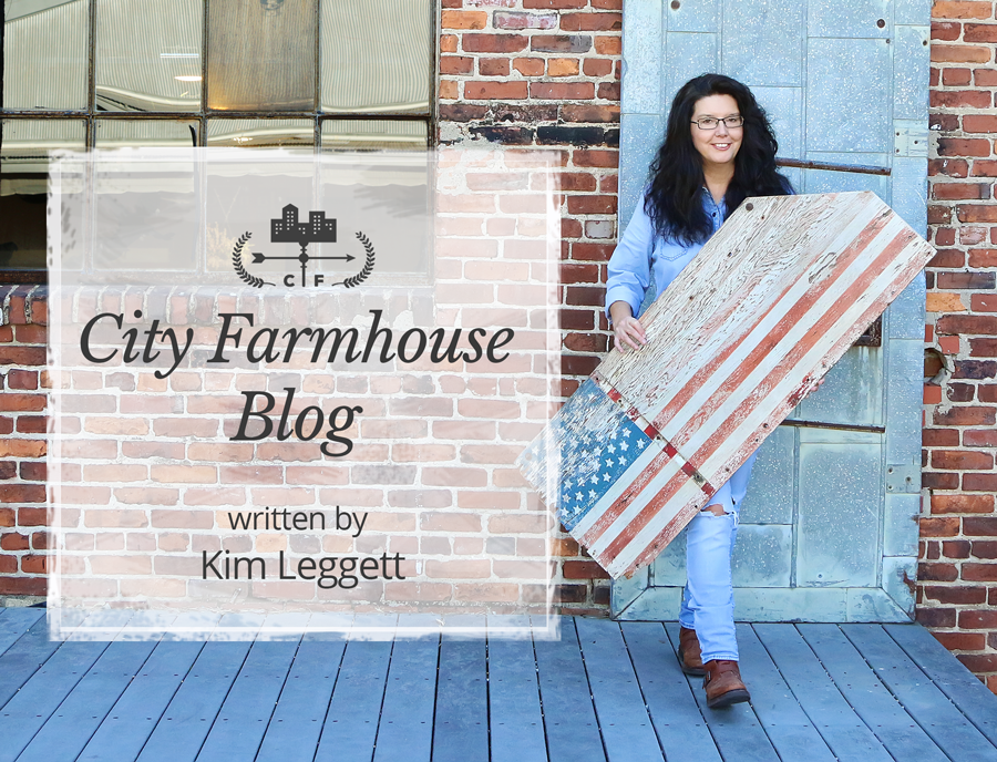 City Farmhouse | Modern Farmhouse Style for Urban and Rural Living Blog written by Kim Leggett