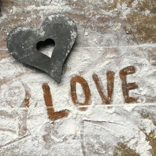 For the Love of Handmade and Homemade this Valentine's Day | City Farmhouse