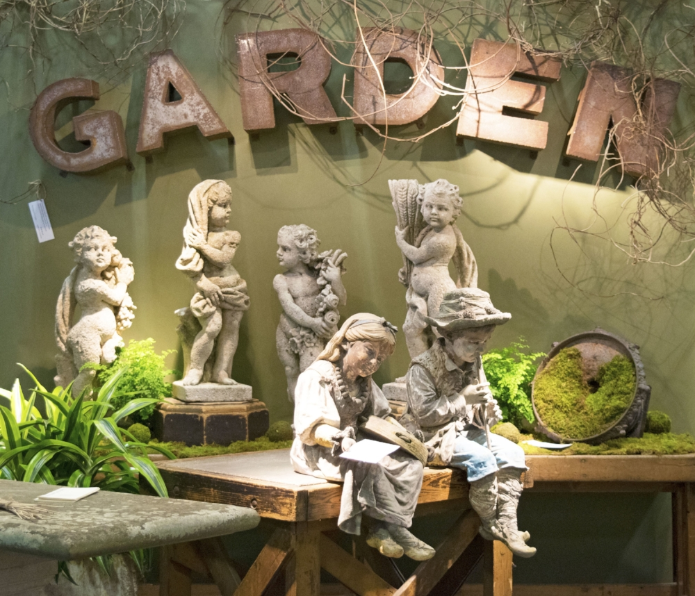Antiques and Garden Show Nashville   City Farmhouse