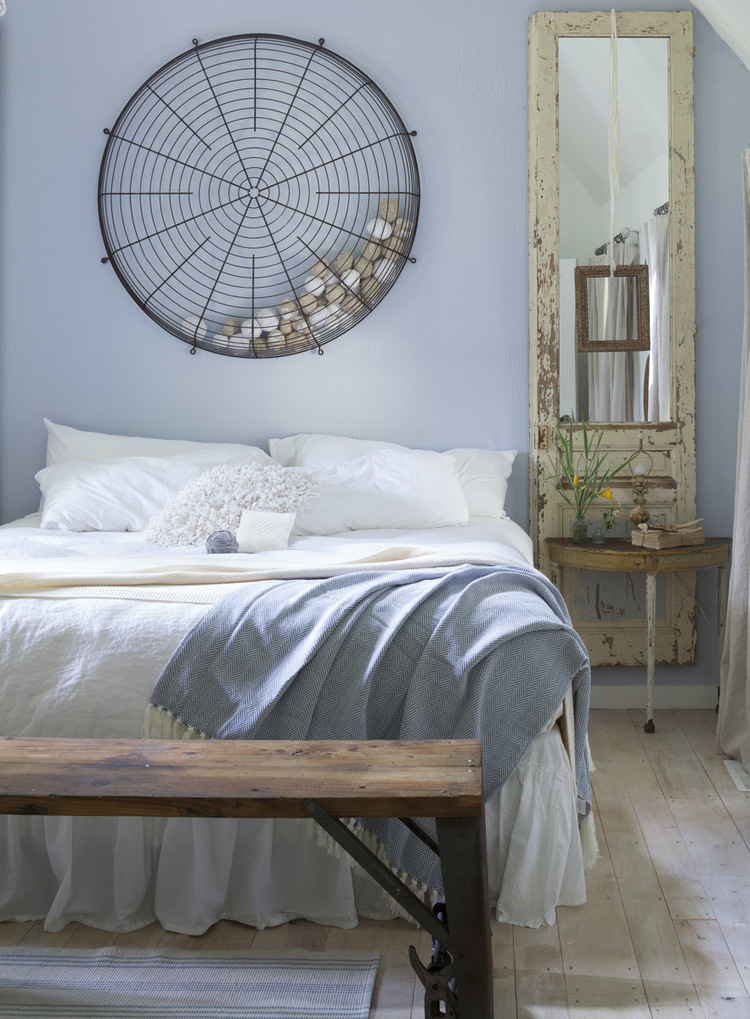 Bedroom Storybook Cottage | City Farmhouse ®