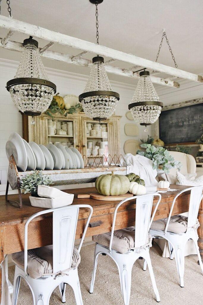 Beautiful chandeliers on the Liz Marie Blog