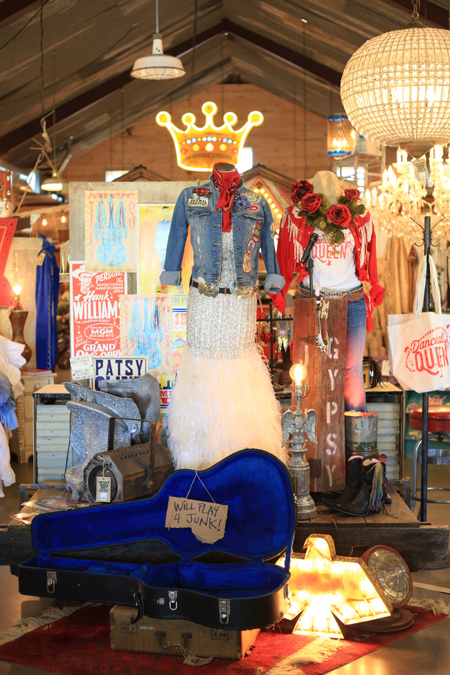 Junk Gypsy store in Texas