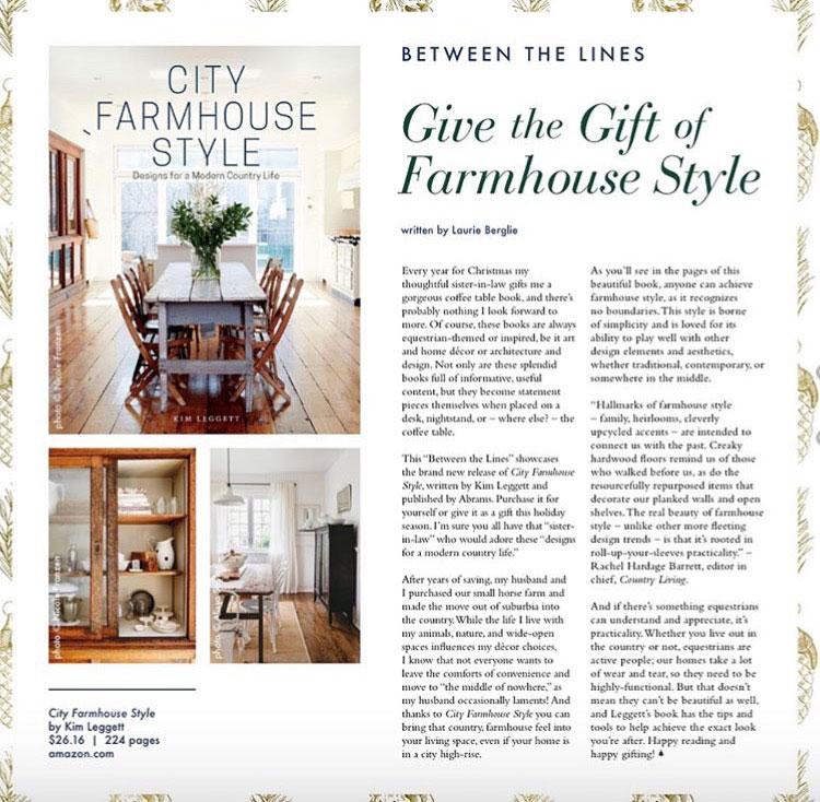 Horse and Style Magazine