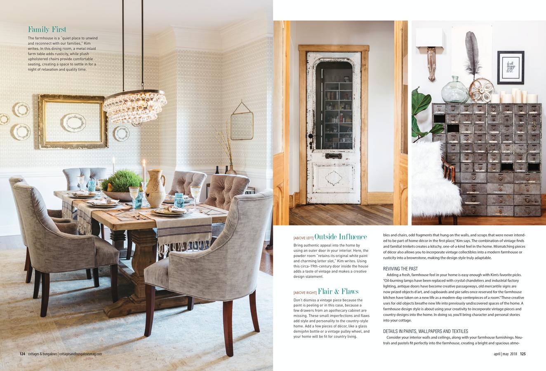 Cottages & Bungalow Magazine