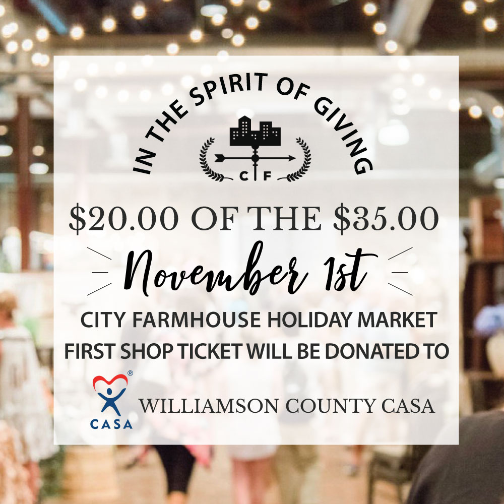 FIRST SHOP OF THE MARKET - Thursday Evening, November 1Includes 3 Day Pass + Complimentary Wine + Mimosas + Charcuterie5 PM - 9 PM$35.00