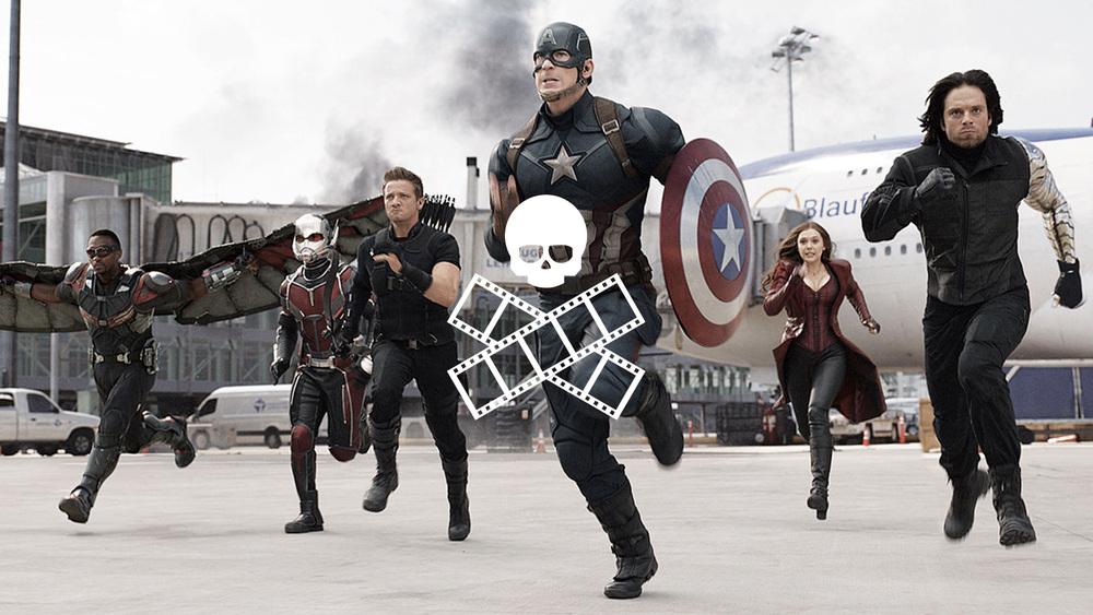 57. Captain America: Civil War