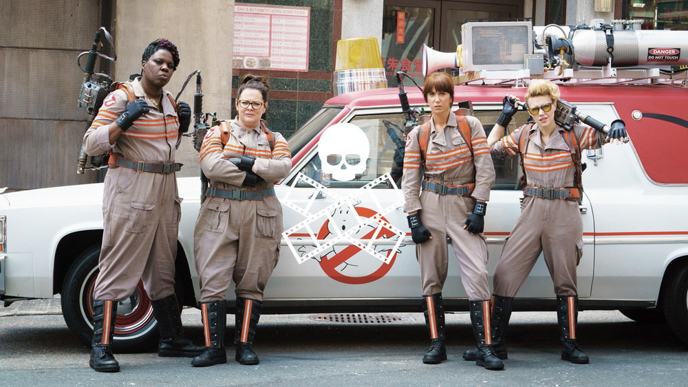 66. Ghostbusters (2016)