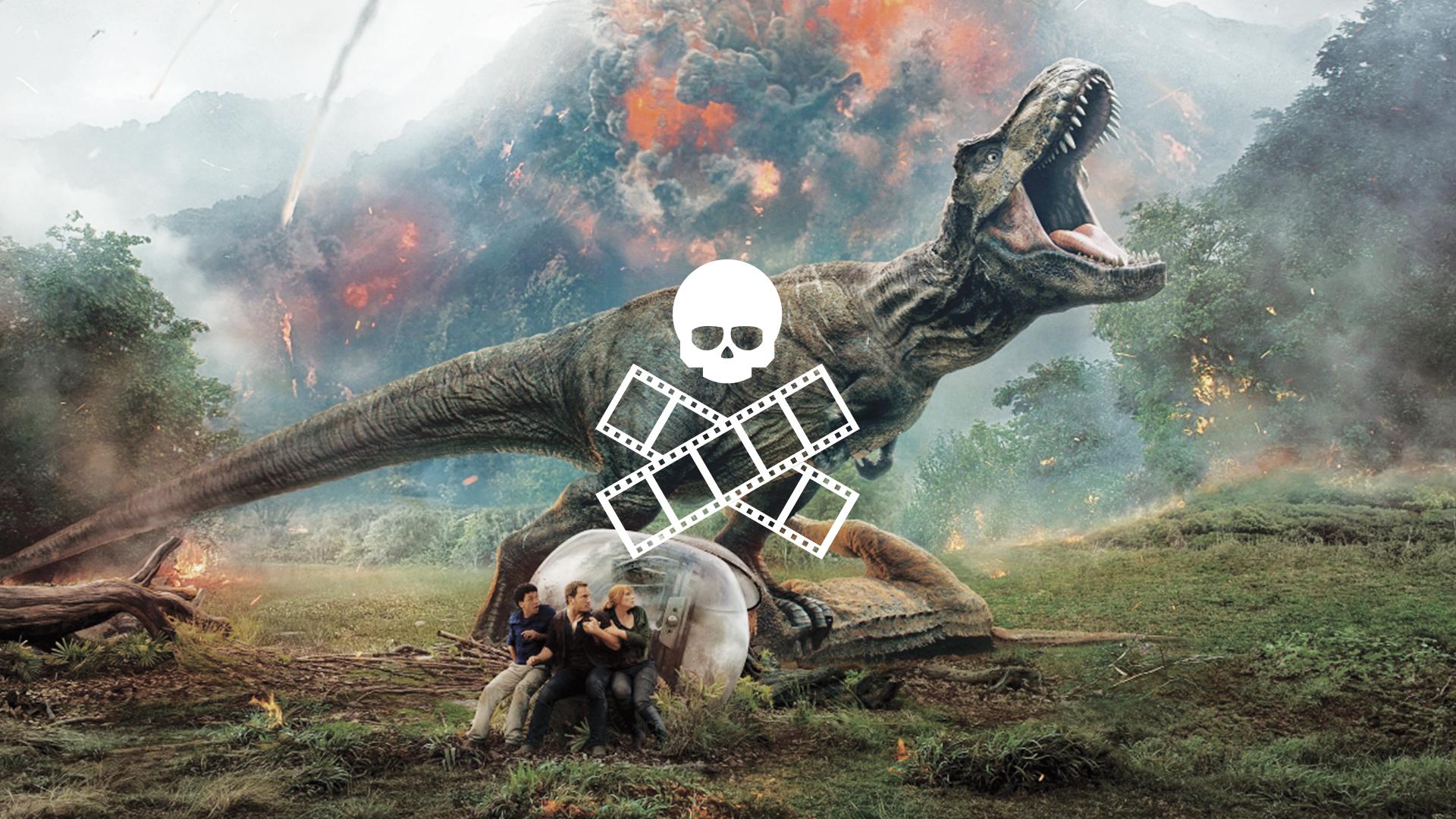 126. Jurassic World: Fallen Kingdom