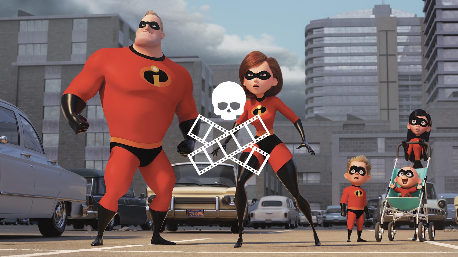 129. Incredibles 2