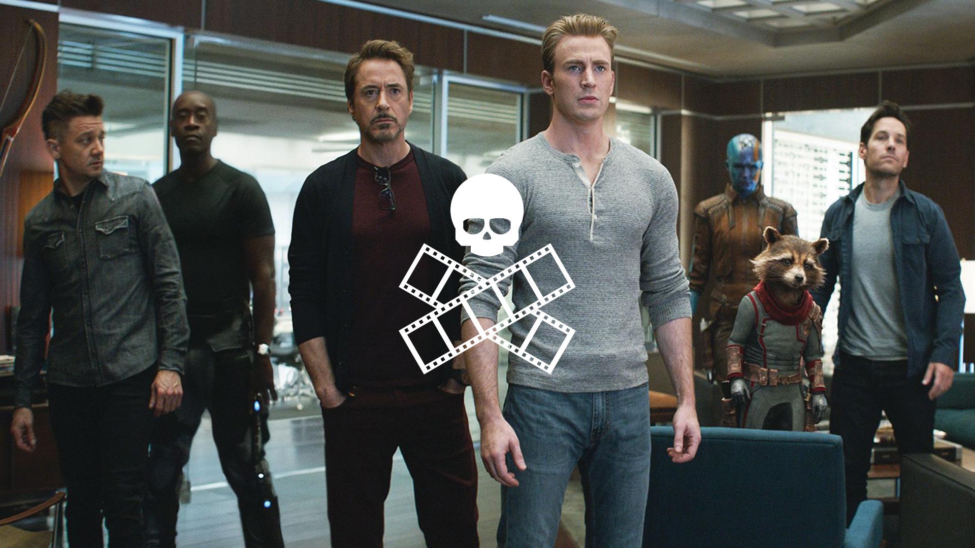 142. Avengers: Endgame