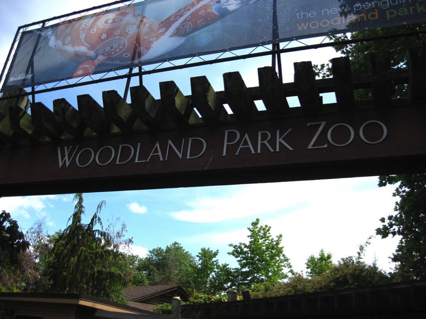 Seattle -- Woodland Park Zoo