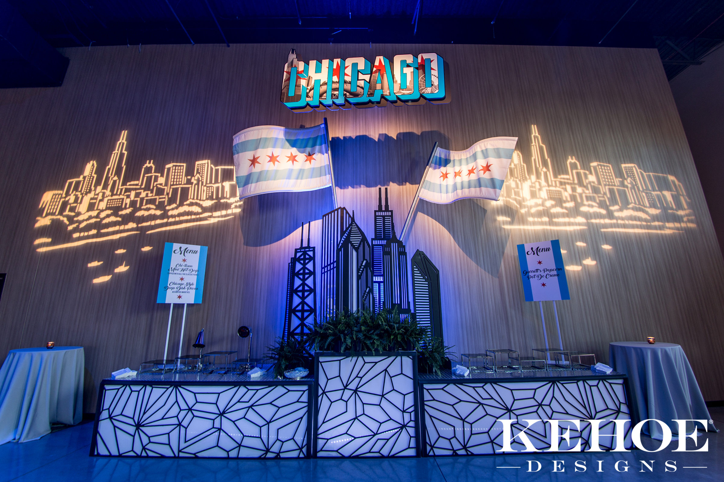 Chicago Event Decor