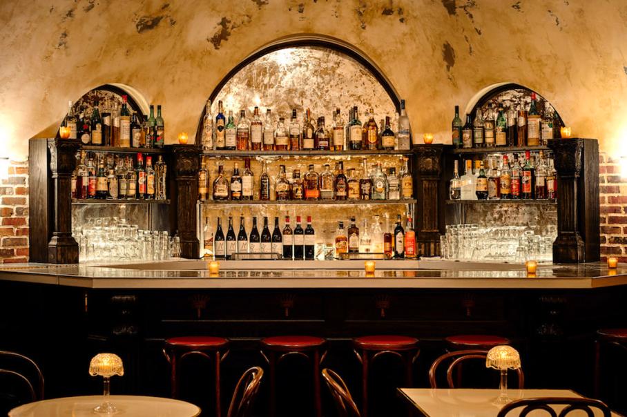 The Django Bar