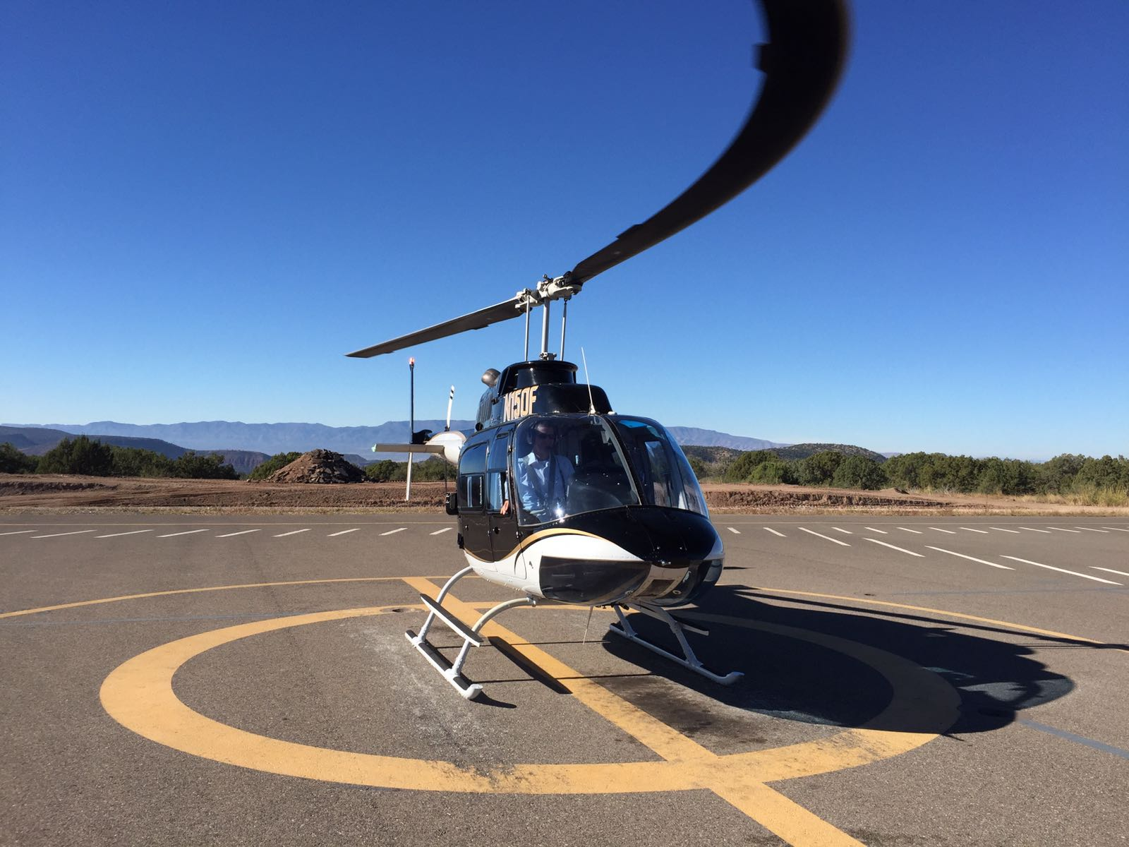 Helicopter Tour Sedona - Red Rock Canyon