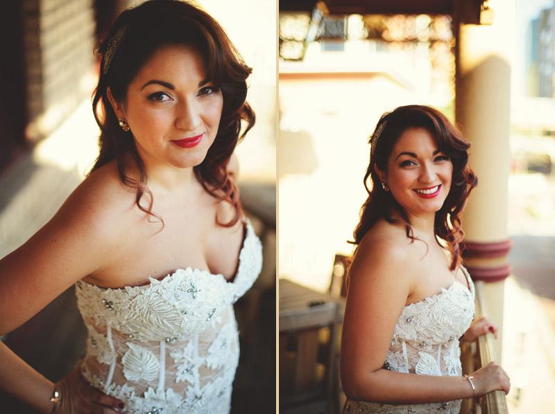 ceviche orlando wedding: different bride