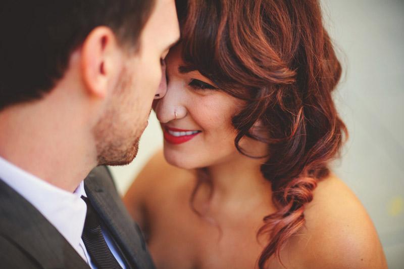 ceviche orlando wedding: happy romantic portraits