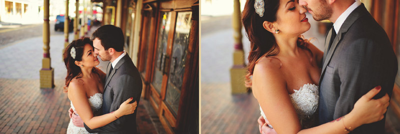 ceviche orlando wedding: street portraits