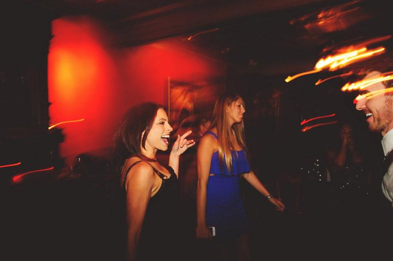 ceviche orlando wedding: fun dancing