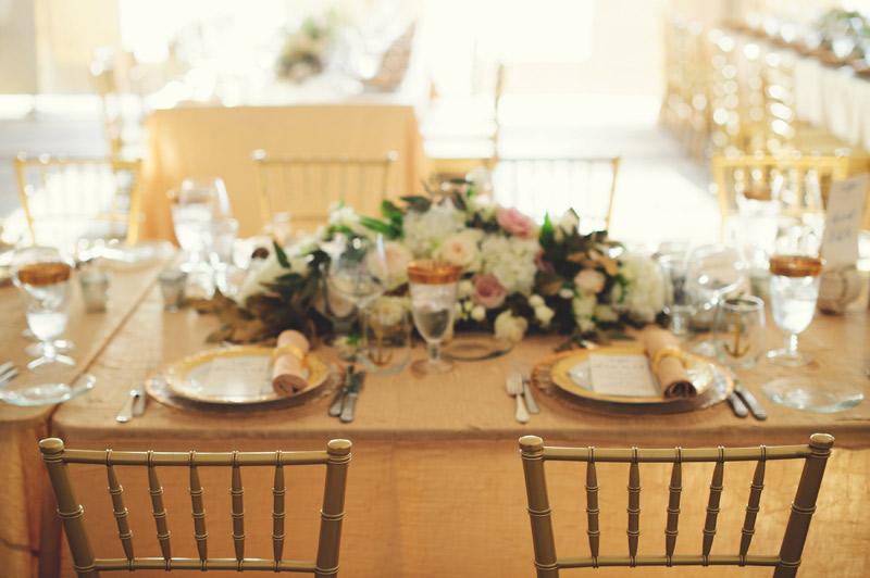 ringling museum wedding: chivari chairs