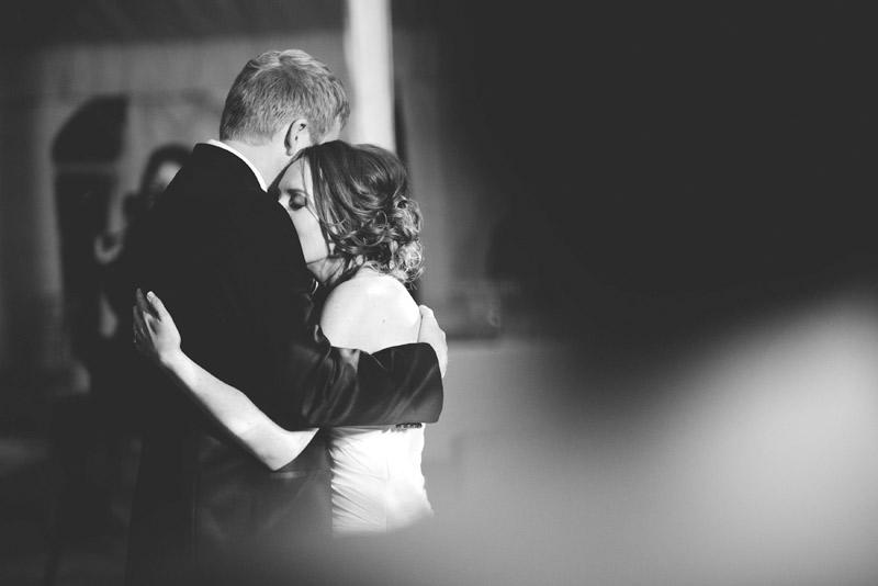 ringling museum wedding: bride and groom dancing