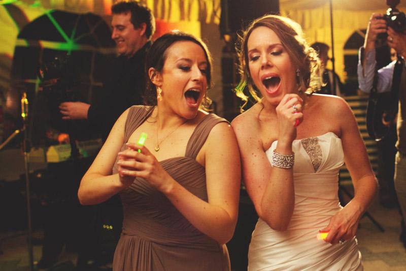 ringling museum wedding: having fun