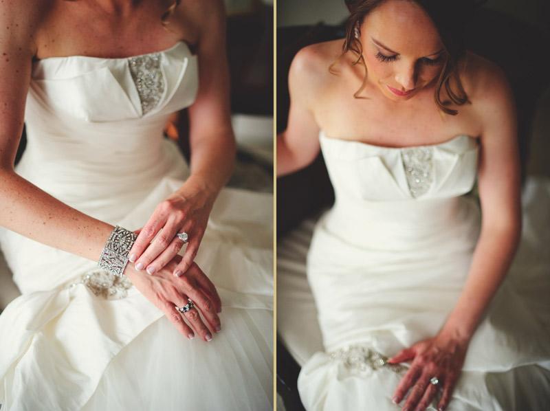 ringling museum wedding: bride portraits