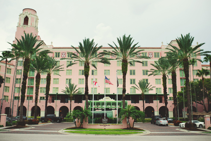 vinoy front building