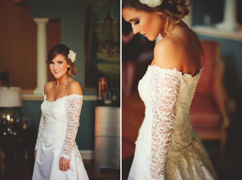 backyard wedding tampa: pictures of bride
