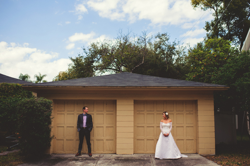 artistic tampa wedding photographer
