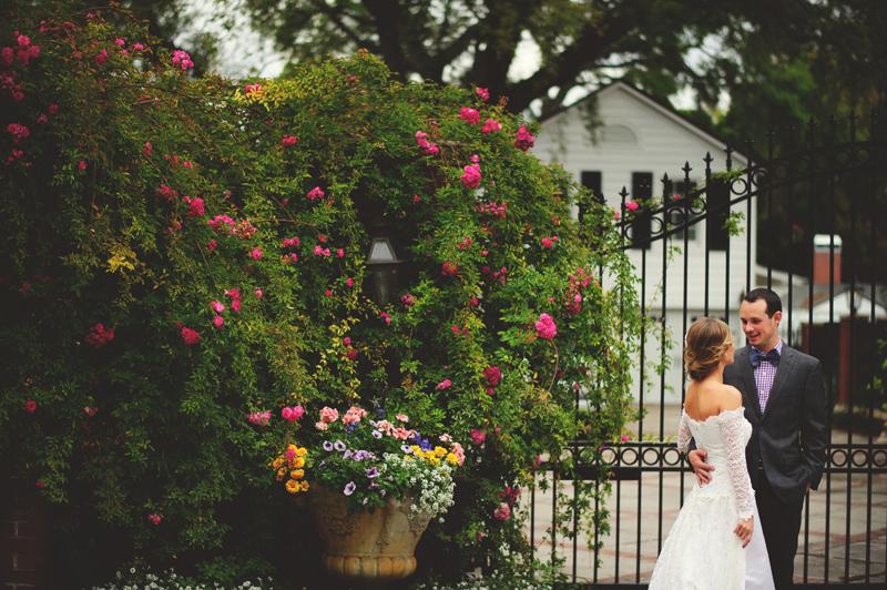 backyard tampa wedding photography