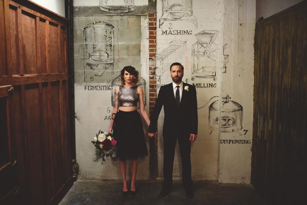 tampa brewery wedding